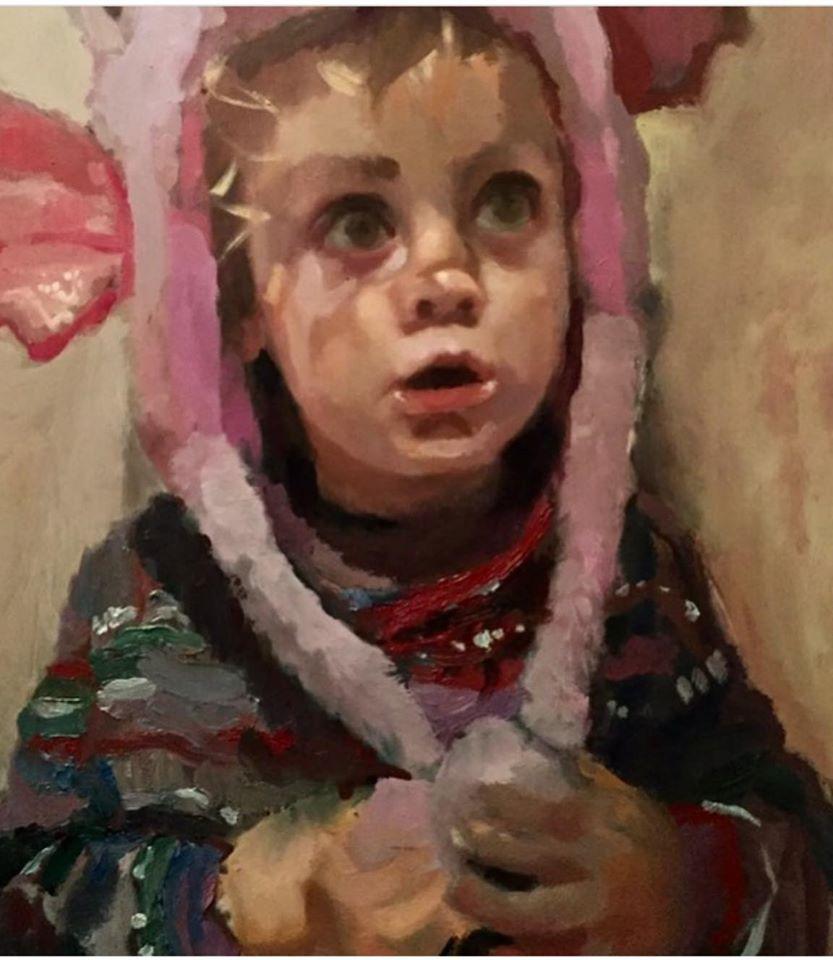 Kindportret door Danielle Rink