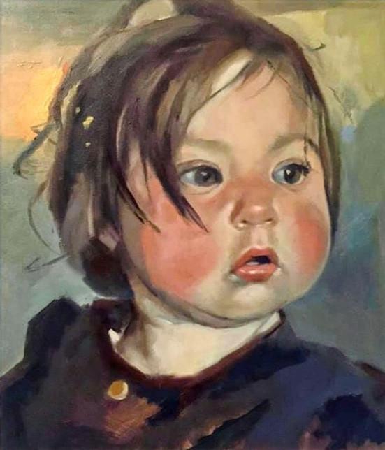 Portret schilderen is een van de moeilijkste onderdelen van de schilderkunst. Tijdens de ambachtelijke schildercursus komt dit ondewerp uitgebreid voorbij! Door middel van een beperkt kleurenpalet en constructief het portret te benaderen leer je geloofwaardig portret te schilderen.