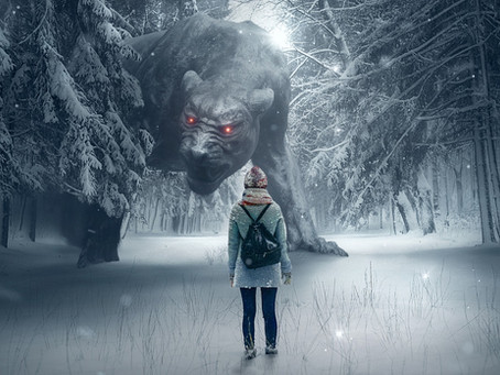 EP. 14: WINTER MONSTERS