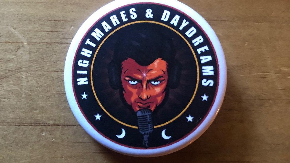 Nightmare Ned 1.5'' button