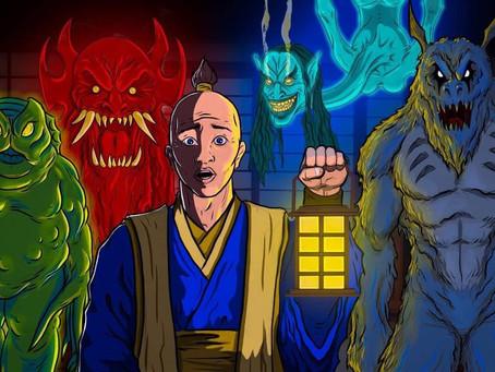 Ep. 54: Yokai - Supernatural Monsters & Spirits of Japanese Folklore
