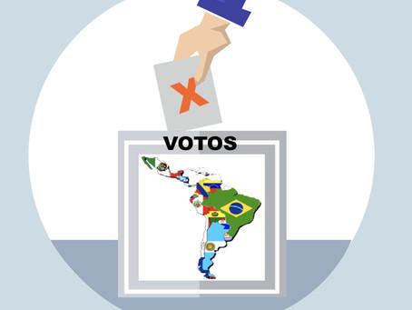Estos son los países en los que se efectuarán elecciones durante 2018.