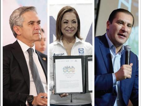 Presenta Acción Nacional su lista de candidatos plurinominales al Senado