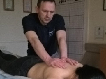 hydrotherm massage in stoke on trent