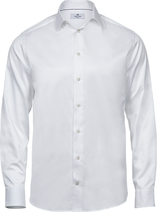 Luxury Shirt Comfort Fit - White