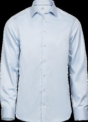 Luxury Shirt Slim Fit - Light Blue