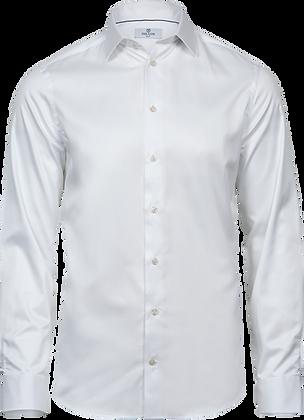Luxury Shirt Slim Fit - White