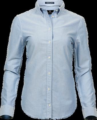 Perfect Oxford Shirt - Light Blue