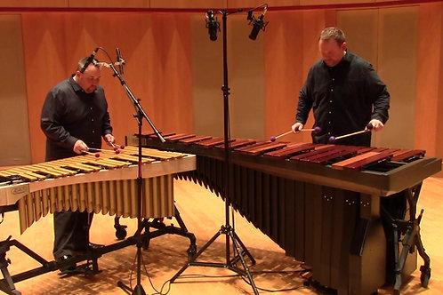 Rhapsody for Vibraphone and Marimba
