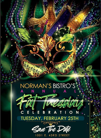 Fat Tuesday 2020