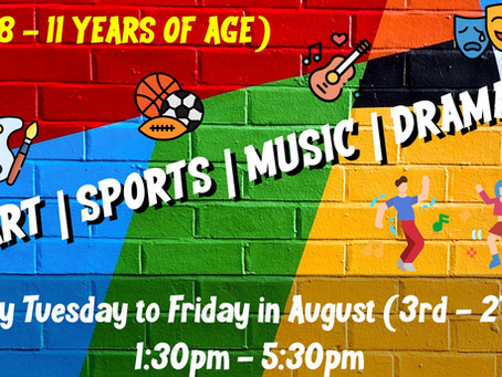 Southend YMCA Youth Summer Programme - dates announced