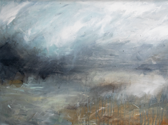 Frost By The Lake - SOLD