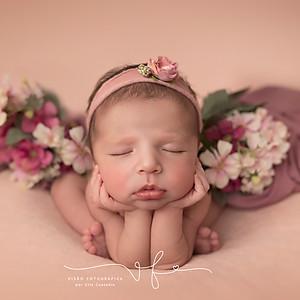 Ensaio Newborn da Lorena