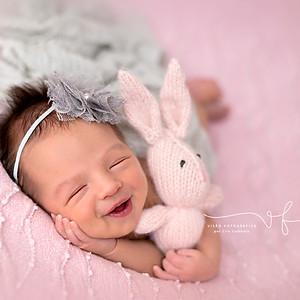 Ensaio Newborn da Alice