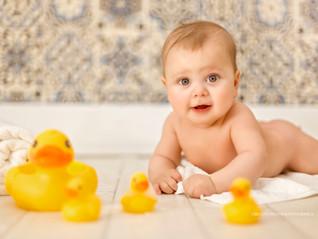 Fui parada no shopping e chamaram meu bebê para ser modelo fotográfico : posso confiar?