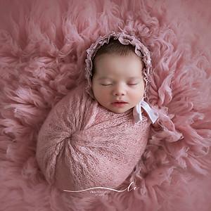 Ensaio Newborn da Maite