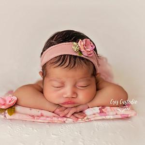 Ensaio Newborn da Lívia Christina