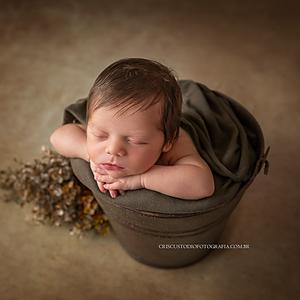 Ensaio Newborn do Bernardo
