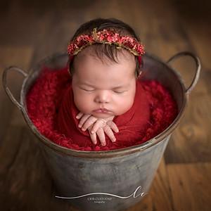 Ensaio Newborn da Yasmin