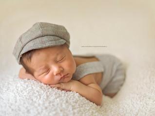 Sessão Newborn até 12 dias de nascido : isto é regra?...