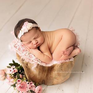 Ensaio Newborn da Luísa