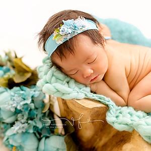 Ensaio Newborn da Giovana