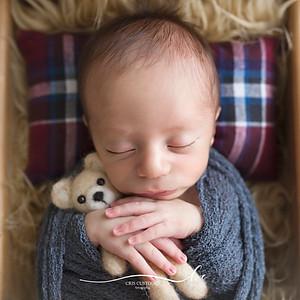 Ensaio Newborn do Rafael