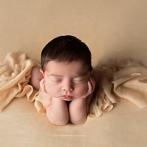 Ensaio Newborn do Theo