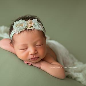 Ensaio Newborn da Naomi
