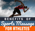 Benefits Of Sports Massage For Athletes