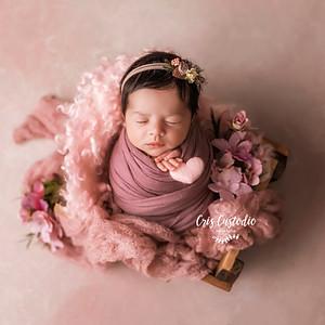 Ensaio Newborn da Manuela
