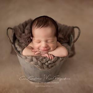 Ensaio Newborn do Leonardo