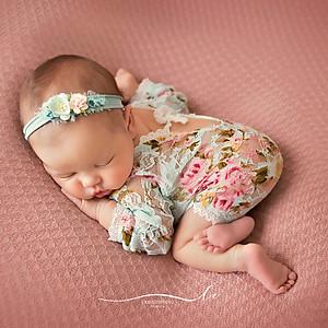 Ensaio Newborn da Melissa