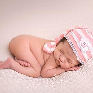 Ensaio Newborn da Sofia