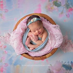 Ensaio Newborn da Luisa