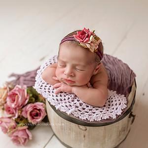Ensaio Newborn da Lavínia