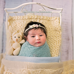 Ensaio Newborn da Malu