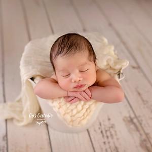 Ensaio Newborn do Samuel