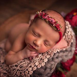 Ensaio Newborn da Rafaela