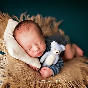 Ensaio Newborn do Arthur