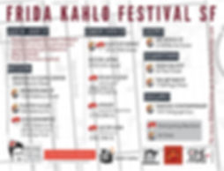 Festival events Map