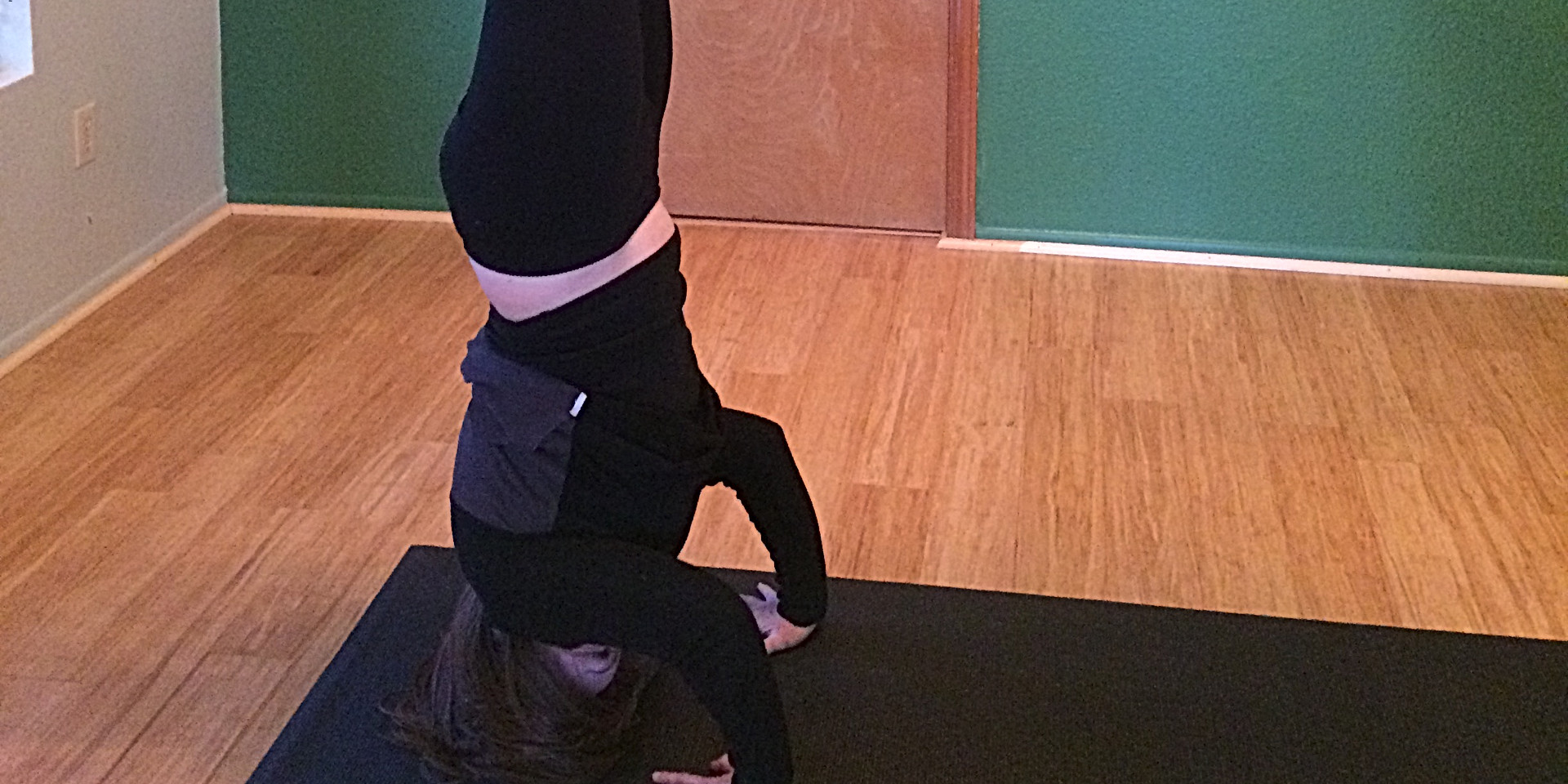 Studio Headstands