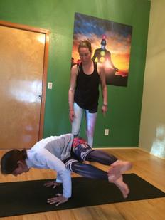 Balance Workshop