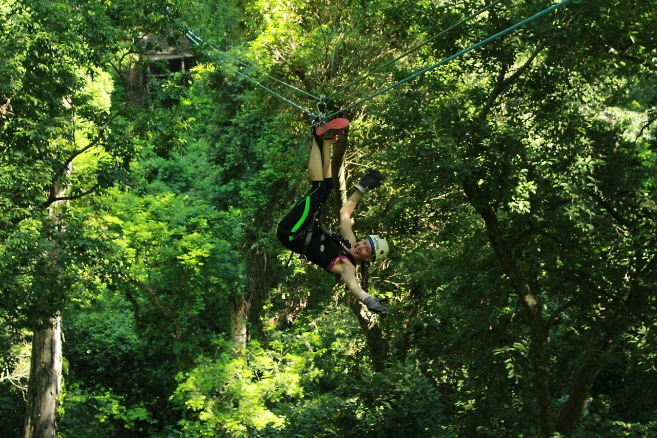 Retreat Zip Line