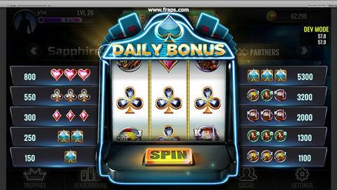 BeachBum daily bonus