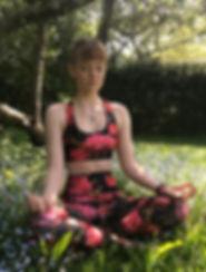 Meditation Teenager Teen Yoga Meditiation
