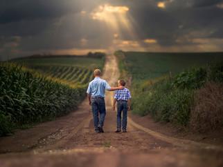 Deus é o Pai que nunca falha!