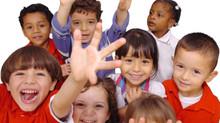 Crianças: a igreja do futuro, mas também a igreja de hoje!!!