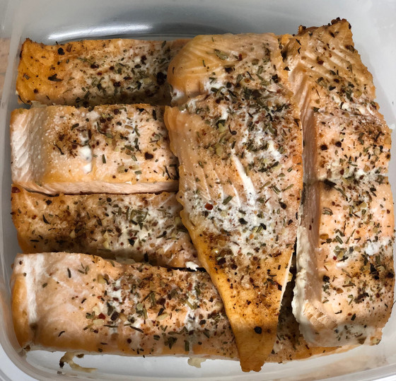 How To Bake Fresh Salmon