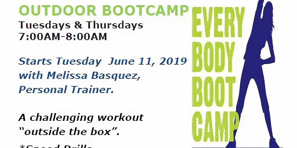 YMCA at Grand Prairie - Summer Outdoor Boot Camp